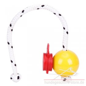 Fun Ball Mini SOFT gelb mit rotem Magnet Set Top-Matic