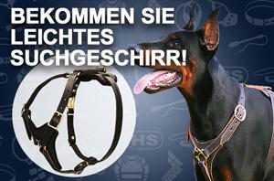 Brustgeschirr für Hundesport