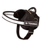 Harness Nylon for Sport Dogs | Sport Harness Reflective