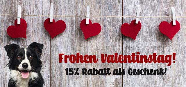 Valentinestag Gutscheincode