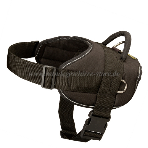 Nylon chest harness American Bulldog K9