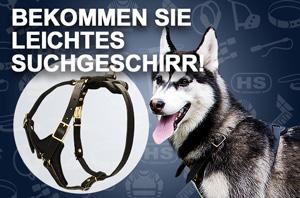 Hundegeschirr für Husky