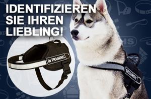 Hundegeschirr Nylon für Husky