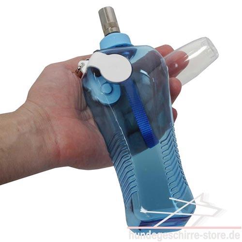 Kunststoff Flasche 500 ml für hunde kaufen