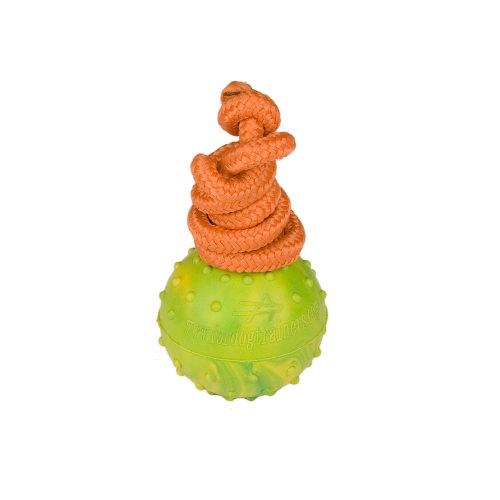 Hundeball aus Gummi, 6 cm