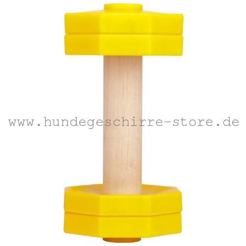 Hantel Holz für Apportieren und Dressur